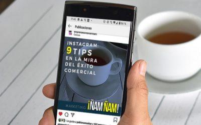 Instagram: 9 TIPS EN LA MIRA DEL ÉXITO COMERCIAL