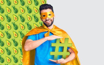 El poder de los #hashtags: PONLE POTATSIO A TUS REDES