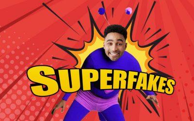 Los SUPERFAKES atacan las redes