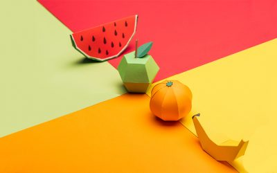 5 colores que serán tus aliados en gastronomía:  PRIMERO, COMEMOS CON LOS OJOS