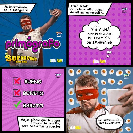 Primógrafo comic